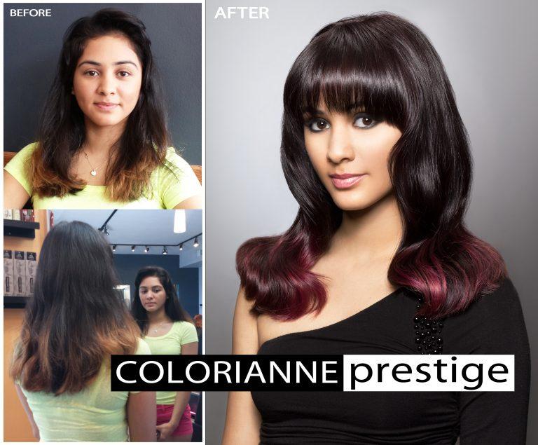 Prestige Before & After Color_Violet Tips