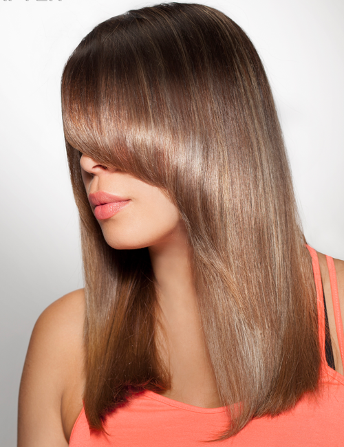 Prestige brown hair