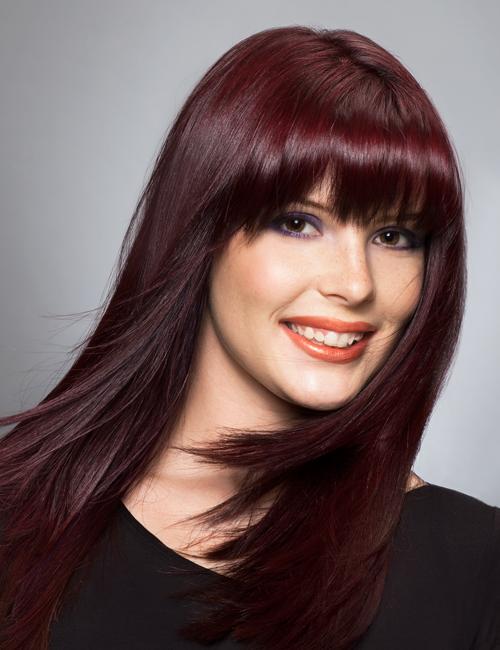 Prestige hair wine Color